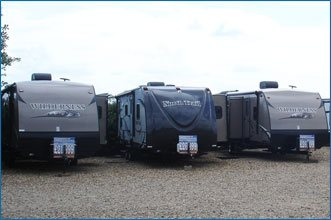 American Fifth Wheels and American Slide Out Caravans