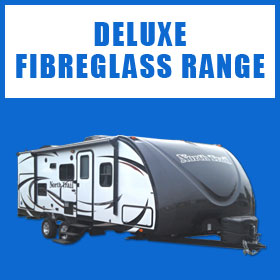 View our range of Deluxe Fibreglass American Caravans
