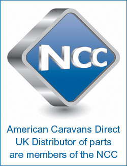 American Caravans Direct are members of the NCC