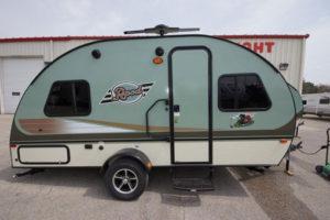 R-Pod Retro Caravans