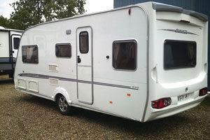 Used UK Touring Caravans
